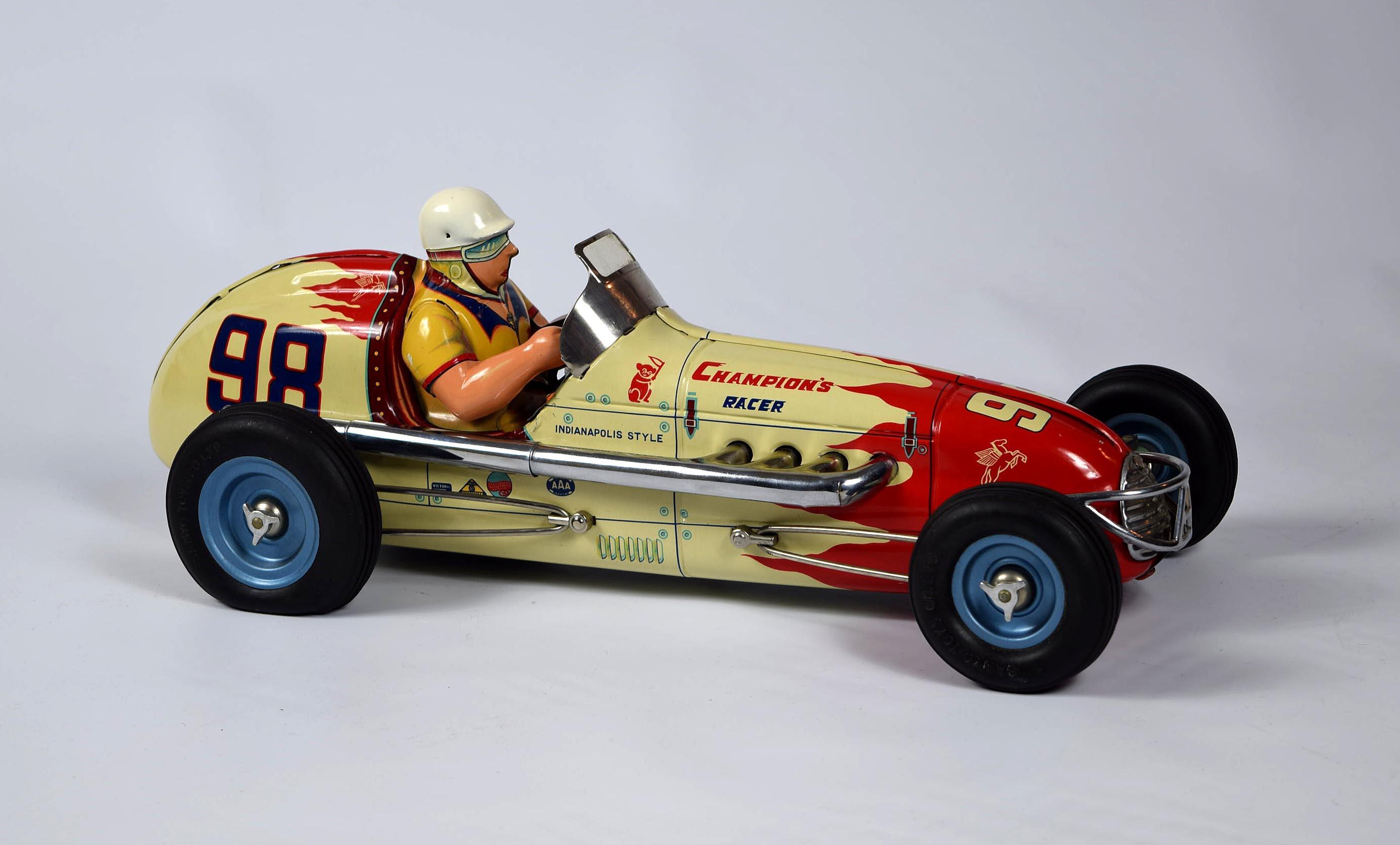Yonezawa Champions Racer For Sale ~ Buying Yonezawa Tin Toys