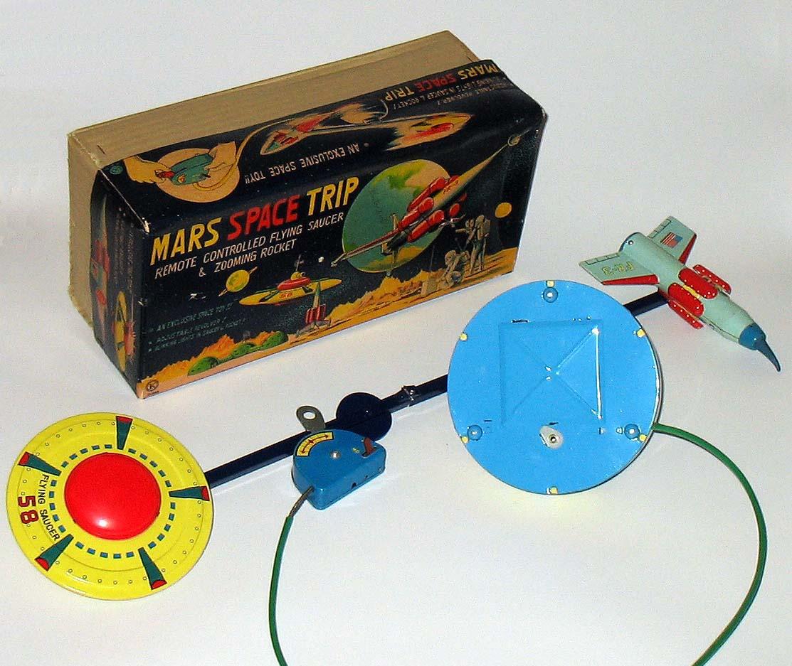 Vintage Space Toy 40
