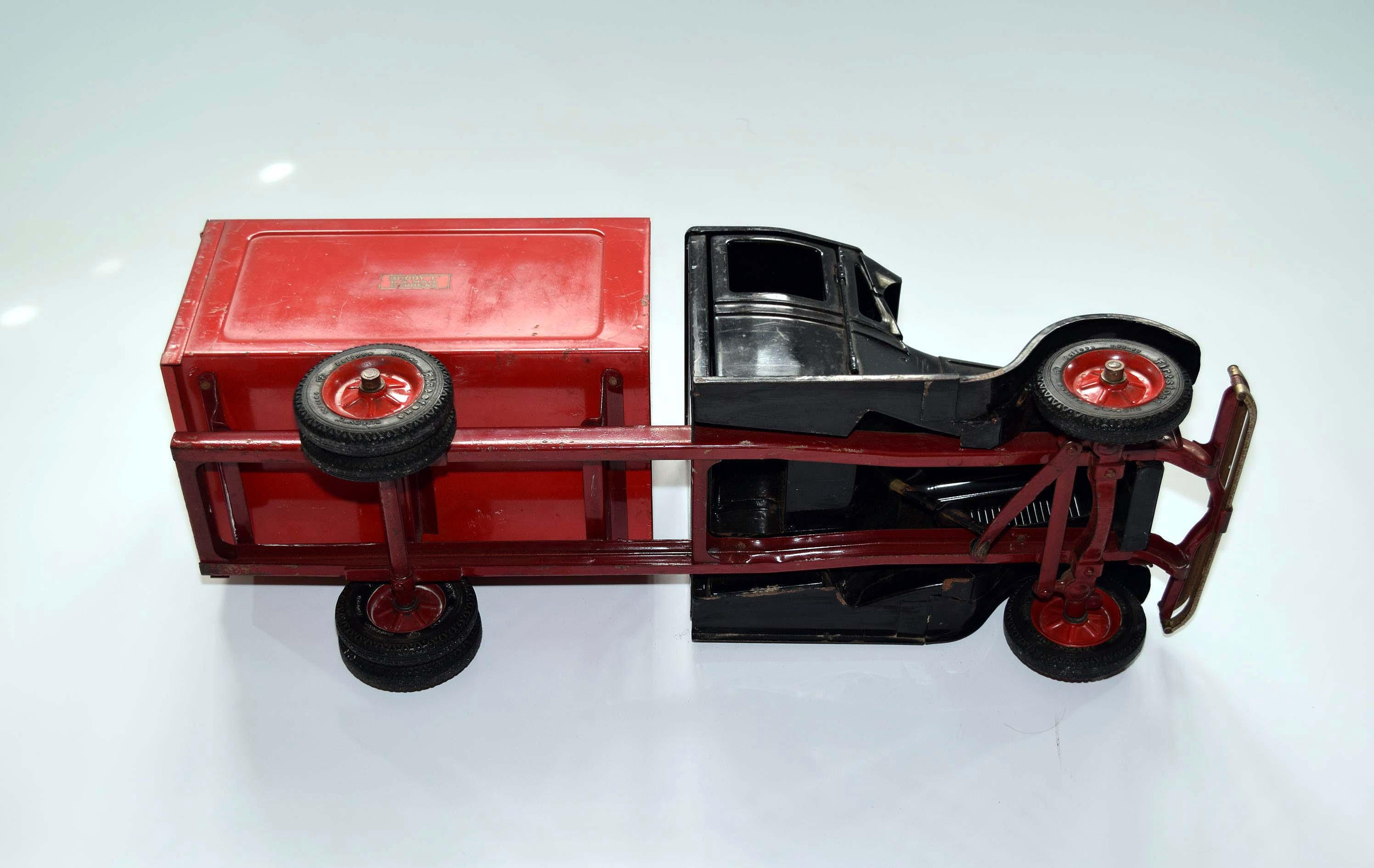 Antique Buddy L Junior Trucks For Sale