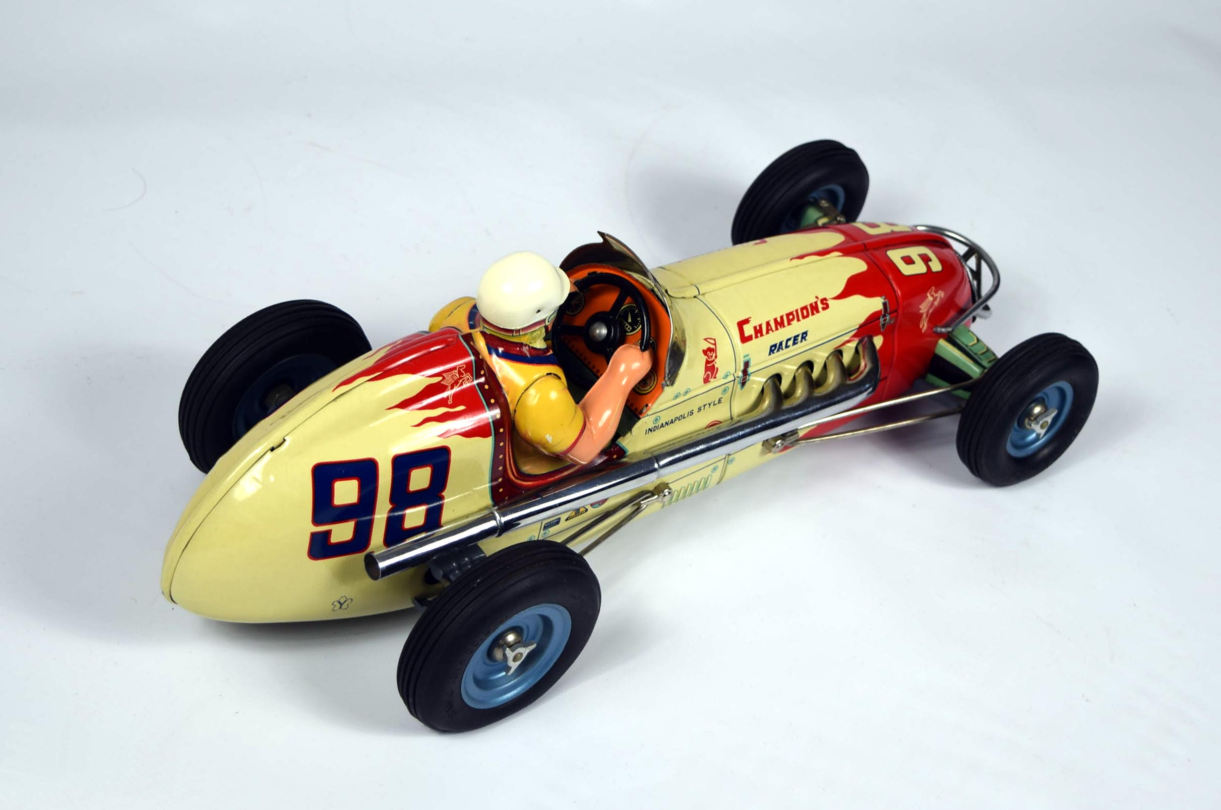 yonezawa champions racer  u0026 original box for sale