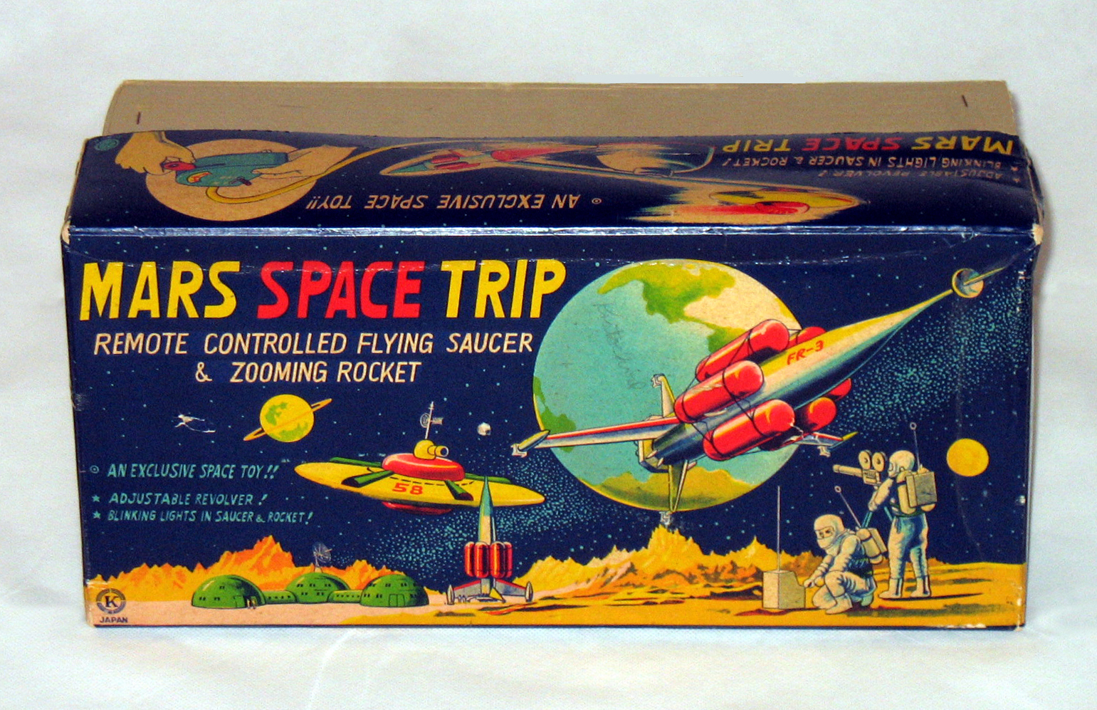 Vintage Space Toys : Free vintage space toys price guide information