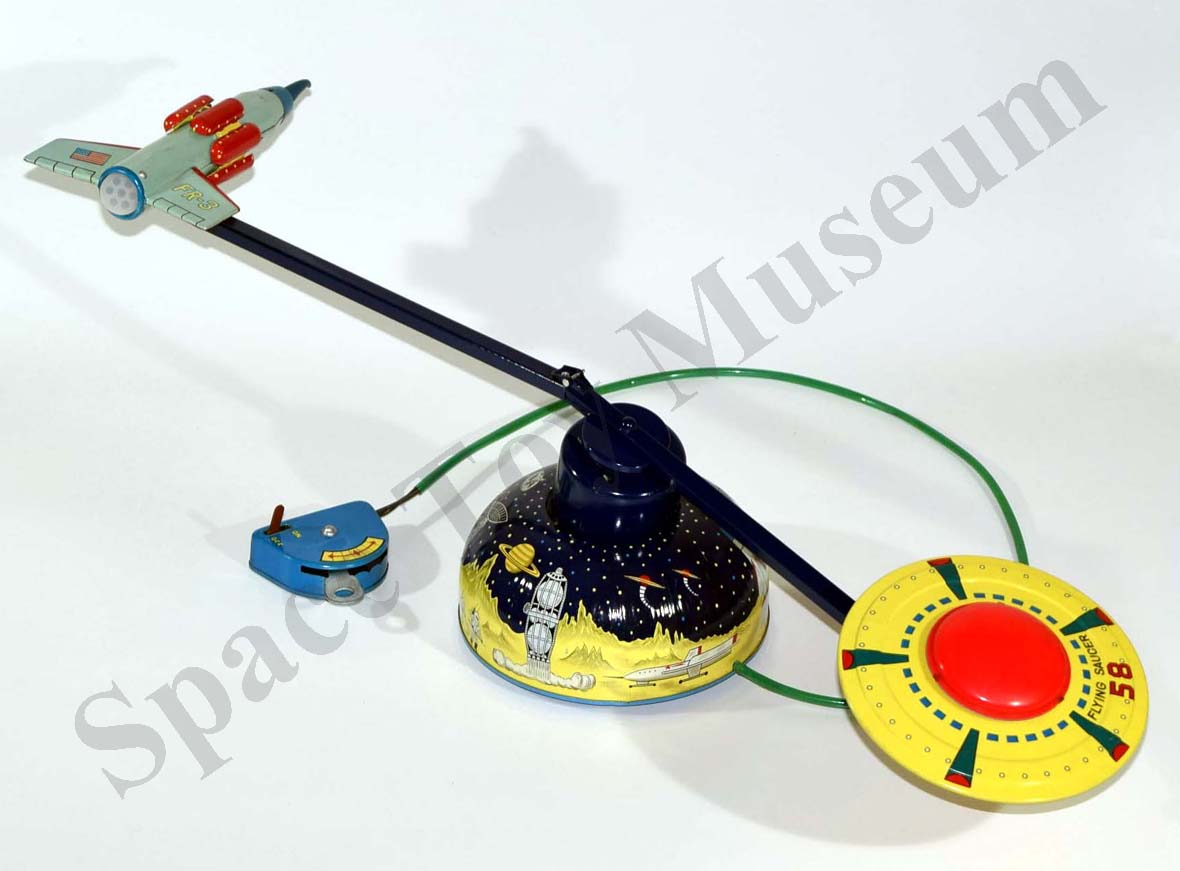 Vintage Japan Tin Toys : Free vintage space toys price guide information