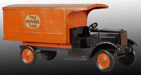 Antique Buddy L Cars & Trucks Price Guide