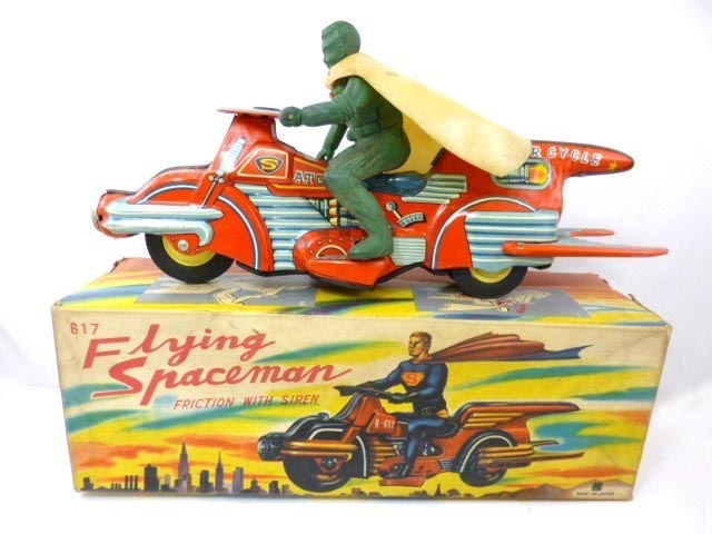 Rare antique japanese vintage space toys for sale ebay twitter favebook space toy museum photos prices values free appraisals, FREE APPRAISALS  Know the facts before selling your vintage space toys. Space Toy Museum vintage tin toy cars, robots, spaceships, rocketship,  Buiddy L Museum paying 40% -75% more than antique dealers, ebay, toys shows & private collectors Vintage space toys value guide with free online appraisals. antique space toys for sale,  www.buddylcars.com, Buddy L Toy Museum buying antique toy cars, trucks, space toys, robots, firiction, battery operated japan tin toys, buddy l trucks, buddy l cars free appraisals, fast appraisals, Buddy L Space Toy Museum Vintage Space Toys Central  Buying Japan vintage space robots any condition, buddy l flivver for sale, keystrone toy trucks appraisals, appraisals, radicon robot for sale