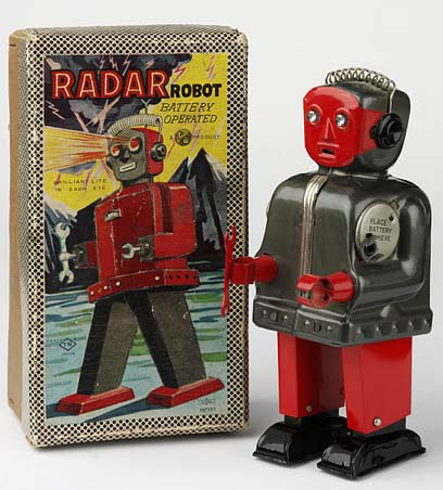 toy robots vintage space toys, Japan tin robots with vintage appraisals, sturditoy trucks for sale, antique buddy l trucks cars antique toy appraisals tin toys