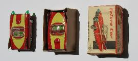 Buying vintage space toys cars robots japan tin toys needed email us, antique space toys appraisals values prices vintage space cars on ebay, tin toy museum,  antique space cars vintage toy appraisals space cars, vintage space toys for sale, battery operated robots space toys prices appraisa Japanese tin wind-up robots