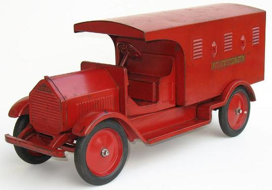Used Toys Website : Free antique toy appraisals buddy l cars vintage space